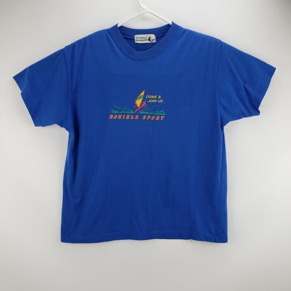 b9506592544e3 Vintage Bonikle Sport Single Stitch T-Shirt Medium
